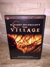 THE VILLAGE DVD M NIGHT SHYAMALAN GUC