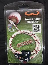 FROZEN ROPE NECKLACE NEW YORK YANKEES JETER NEW IN PACK