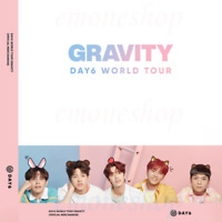 DAY6 [ GRAVITY in SEOUL ] 2019 WORLD TOUR OFFICIAL GOODS for MY DAY + Tracking #