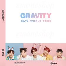 데이식스 DAY6 [ GRAVITY in SEOUL ] WORLD TOUR OFFICIAL MD for MY DAY + Tracking No.
