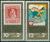 New Zealand 1978 SG1179-1180 Health set MNH