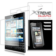 Genuine XtremeGuard FULL BODY LCD Screen Protector Cover For Blackberry Passport