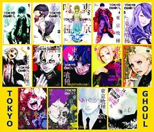 Tokyo Ghoul MANGA Series Collection Set Books 1-14 Paperback By Sui Ishida - NEW