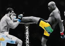 ANDERSON SILVA UFC KICK NEW ART PRINT POSTER YF1251
