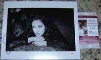 CLEARANCE SALE! RARE EARLY Jennifer Lopez Signed Autographed 8x10 Photo JSA COA!