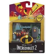 New The Incredibles 2 The Elastigirl Lab Assault Playset Disney Pixar Play Set