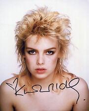 Kim Wilde - Signed Autograph REPRINT