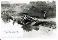 WW 2 Russland Feldzug 1942 26.08.42 soviet heavy tank Panzer bei Kolosowo