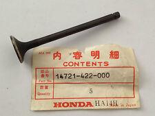 Valvola scarico - Exhaust  Valve - Honda CB750 NOS: 14721-422-000