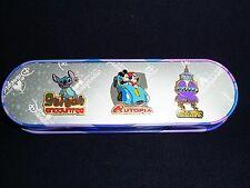 Walt Disney 2005 HK Disneyland Stitch Grand Opening Pins Box Disneyland HKDL Pin