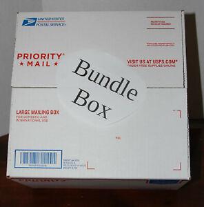 Eclectic Estate Lot Bundle Box Grandma Dresser 7+ Pounds READ