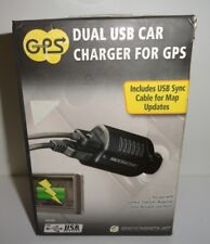 Scosche Dual USB Car Charger for GPS