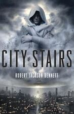 City of Stairs (The Divine Cities), Jackson Bennett, Robert, Acceptable Book