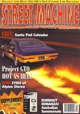 STREET MACHINE APRIL 1994-PONTIAC GTO-34 FORD COUPE-MINI TRUCK HOT ROD V8 MAG