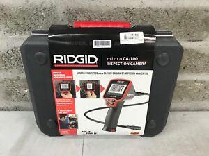Ridgid Micro CA-100 (36738) Hand-Held Inspection Camera