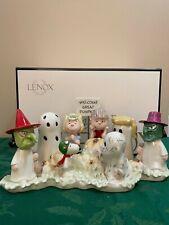 Lenox Peanuts Welcome Great Pumpkin 2018 New in B 00006000 ox Ships Fast