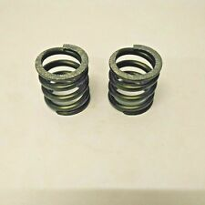 2 x Fork Recoil Springs Triumph Unit 650 T140 TR7 750 1971 to 1983 97-4009
