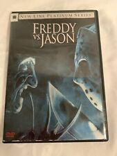 New listing Freddy vs Jason (2-Dvd Set, Nightmare on Elm Street vs Friday the 13th)