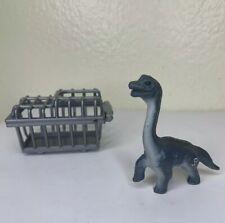 Jurassic Park Hatchling Tim Murphy Brachiosaurus Baby Dino Capture Cage Lot S1