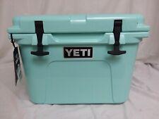 Genuine--Yeti 20 quart Roadie Cooler Ice Chest SEAFOAM--NEW!!!!
