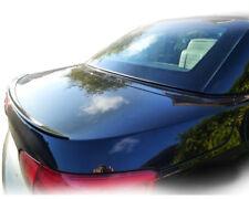 Painted Black Slim Spoiler for Peugeot 406 Coupe Rear Spoiler Tailgate Lip Body