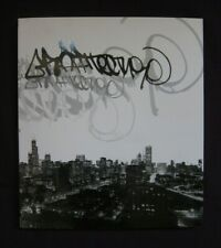 Graffitecture:Chicago Graffiti Artists Attack Photographic Spaces book paint art