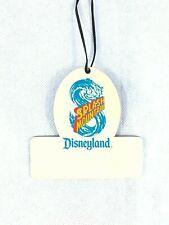 """VTG Disneyland Splash Mountain Employee Name Tag Lanyard 4"""""""
