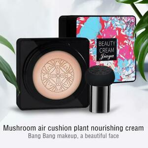 Mushroom Head Air Cushion CC Cream Natural Moisturizing Foundation Concealer