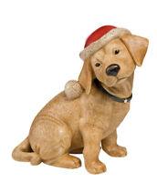 Goebel Treuer Freund Labrador mit Weihnachtsmütze Neuheit 2017 limitiert