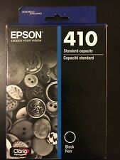 Epson 410 Standard Black Cartridge for Expression Premium T410020 New [GS C]
