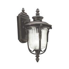 Kichler Luverne Small Wall Lantern 1 x 100W E27 220-240v 50hz IP44 Class I