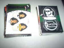 2009 press pass Wheels poker nascar trading card 89 card set