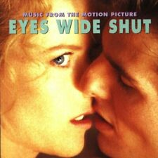Eyes Wide Shut: Music From The Motion Picture Audio Cd New