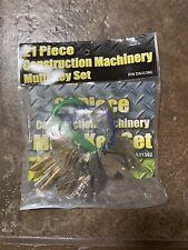 21 Pc. Construction Machinery Multi Key Set P/N DA11392