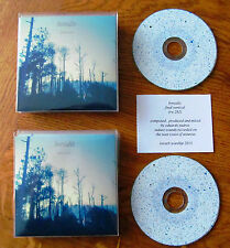 BOREALIS - FINAL VERTICAL LIMITED EDITION CD EP SIX ORGANS OF ADMITTANCE
