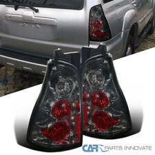 Fit Toyota 03-05 4Runner Replacement Smoke Parking Tail Lights Rear Brake Lamps