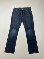 LEVI'S 610 STRAIGHT Jeans - W32 L32 - Navy - Great Condition - Men's