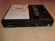 Panasonic DMR-EX99V DVD / HDD / VHS-Recorder, 250GB, BDA & FB, 2J. Garantie