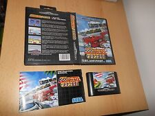 Turbo Outrun - Sega Megadrive FREE UK DELIVERY