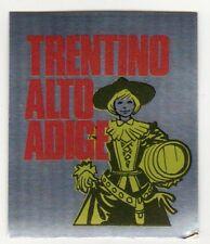 figurina STEMMA STORIA D'ITALIA EDIZIONE BAGGIOLI NEW n. 118 TRENTINO ALTO ADIGE