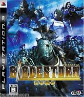 Used PS3  Bladestorm  SONY PLAYSTATION 3 JAPAN JAPANESE IMPORT