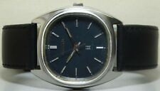 Vintage ALLWYN Winding Mens Stainless Steel Wrist Watch Old Used R850 Antique
