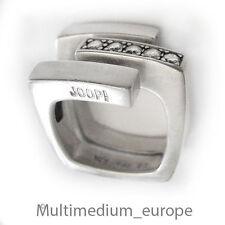 Joop ! Damen und Herren Ring 925 Sterling Silber Zirkonia silver zirconia