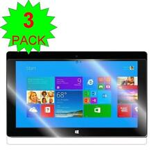 3X Ultra Clear HD Screen Protector Cover Guard Film Microsoft Surface Pro 2 +KIT