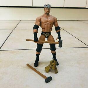 2011 Mattel WWE Elite Series 38 Triple H Wrestling Action Figure Rare
