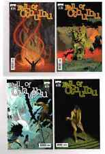 FALL OF CTHULHU #0,1,2,3,4,5,6,7,9A&B,10 HP LOVECRAFT LOT NM HORROR COMICS