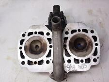 Yamaha Vmax 540 Twin L/C Snowmobile Engine Cylinder Head, Nice! Vintage Race
