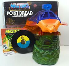 MOTU, Point Dread & Talon Fighter, Masters of the Universe, complete with box