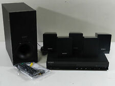 Sony DAV-TZ140 5.1 Channel Home Theater System SONY W Remote