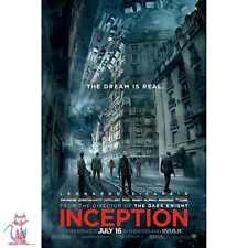 Inception Huge Poster Print   #12545